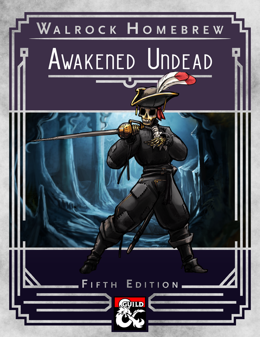 Awakened Undead cover art