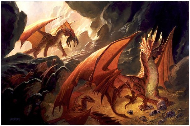 Legendary Actions and Lair Actions in D&D 5e - Dungeon Solvers