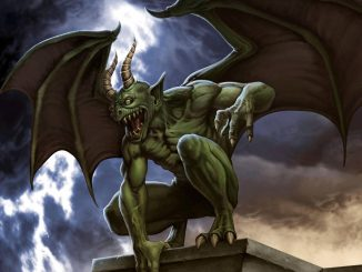 gargoyle false appearance dungeons and dragons
