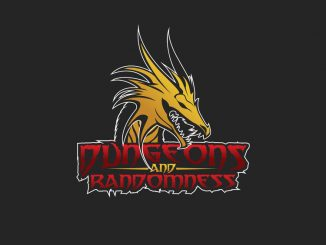 The Dungeons and Randomness Logo
