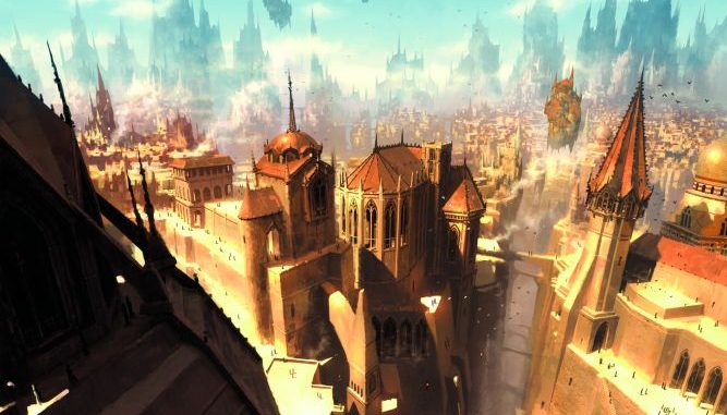 ravnica city image