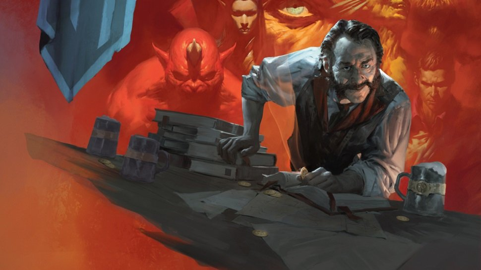 Tales from the Yawning Portal Cover Art