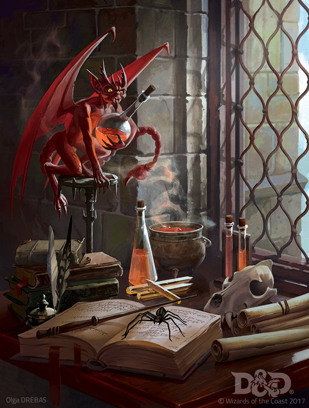 Finding (and Using) Fantastical Familiars in 5e - Dungeon Solvers