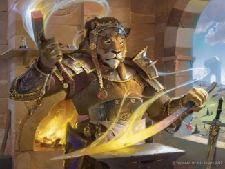 WotC Magic the Gathering revered blacksmith art